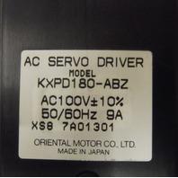 Oriental Motor Vexta KXPD 180-ABZ Servo Drive
