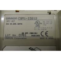 Omron CQM1-ID212 Input Module