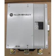 Allen Bradley 100-B110NZ*3 Contactor 24 VDC Coil