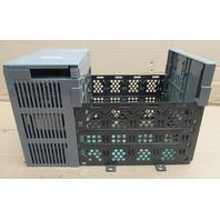 Allen Bradley SLC 500 4 Slot Rack 1746-A4 with 1746-P3 power supply