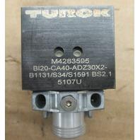 Turk Sensor BI20-CA40-ADZ30X2-B1131/S34/S1591
