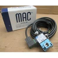 Mac 3-way Solenoid Valve 35A-AAA-DAAJ-3KJ