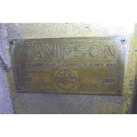Sampson SC16S Cut Off Saw