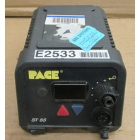 Pace Control Station ST85