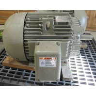 General Electric 30HP 460V 1175 RPM Extra Severe Duty AC Motor