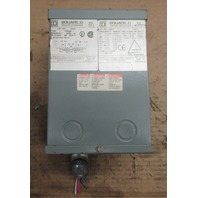Square D  0.75 KVA Single Phase Transformer 1S67F