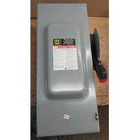 Square D Heavy Duty Safety Switch H363
