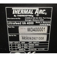 Ultrafeed Thermal Arc W3400001