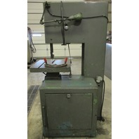 "20"" Powermatic Vertical Band Saw Model 87"