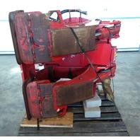 Bolzoni Auramo RA-420NJ Rotating Roll Clamp Forklift Attachment