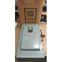Square D Safety Switch H-363