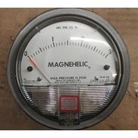Dwyer Magnehelic Pressure Gauge 2203