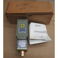 Square D Pressure Switch GNG-5