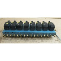 MAC Valves 6311D-517-PM-114DA with 8 Valve Base