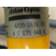 Atlas Copco DS4-02-106S  Nutrunner ETD with Nutrunner Cord 4220-1616-05