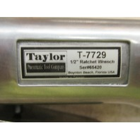 """Taylor 1/2"""" Pneumatic Ratchet Wrench T-7729"""