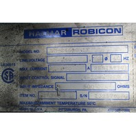 Halmar Robicon Power Supply/Controller 3Z-24650-LK