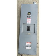 Square D LHL36000M1021 Enclosed Ciruit Breaker  400 Amp 600 Volt
