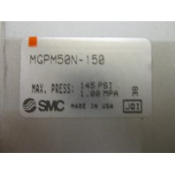 SMC Guided Rod Cylinder MGPM50N-150