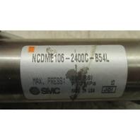 SMC Cylinder NCDME106-2400C-B54L