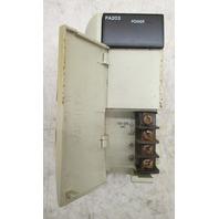 Omron Power Supply CQM1-PA203