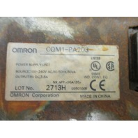 Omron Power Supply CQM1-PA203