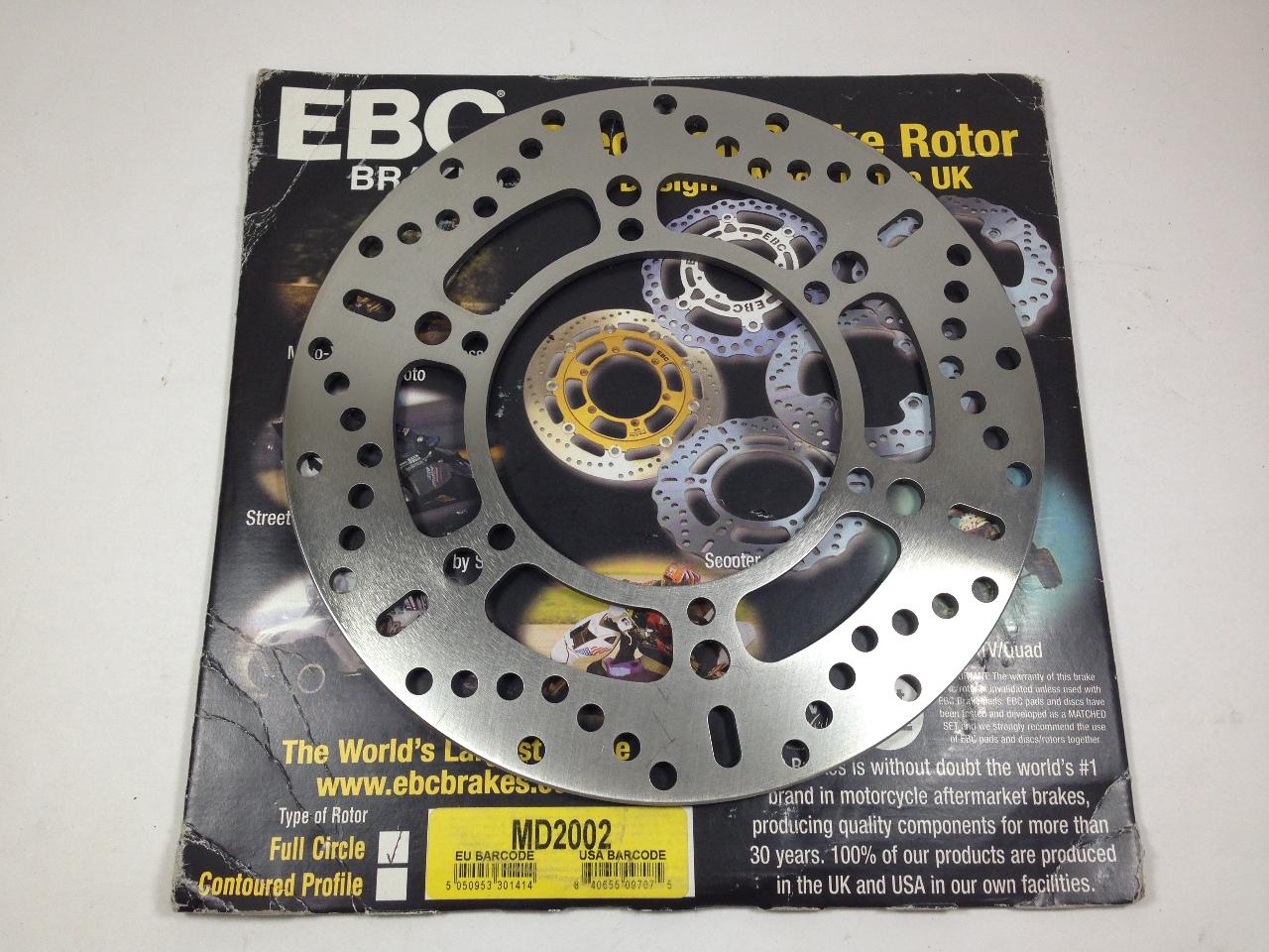 EBC Contour Rear Disc Rotor MD2002C