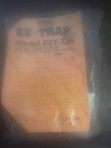 EZT-226 EZ Trap, Slip Fit Close Coupled, Condensate Overflow Switch