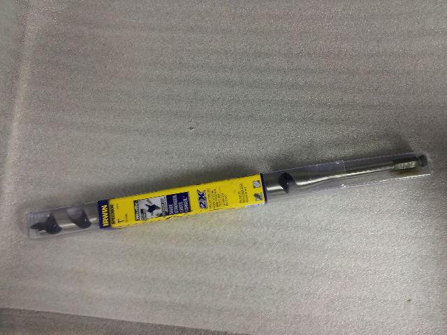 "IRWIN 3043013 SPEEDBOR 1"" 25.4mm WELDED CUTTING EDGE - NEW!"
