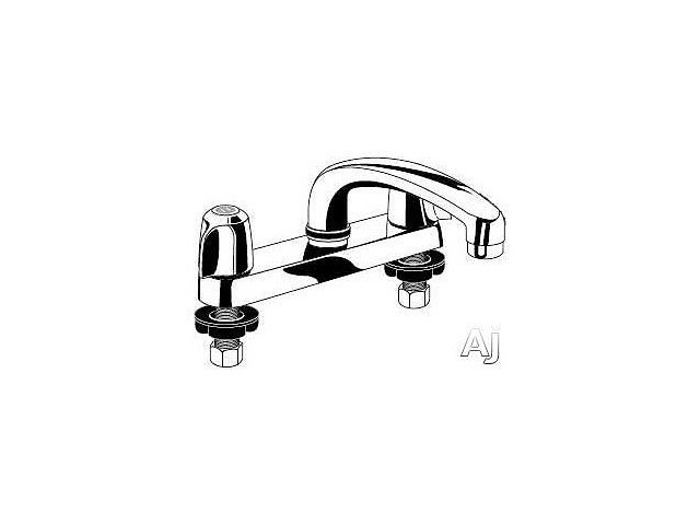 Gerber 42-116 Two Handle Kitchen Faucet (s#25-F)