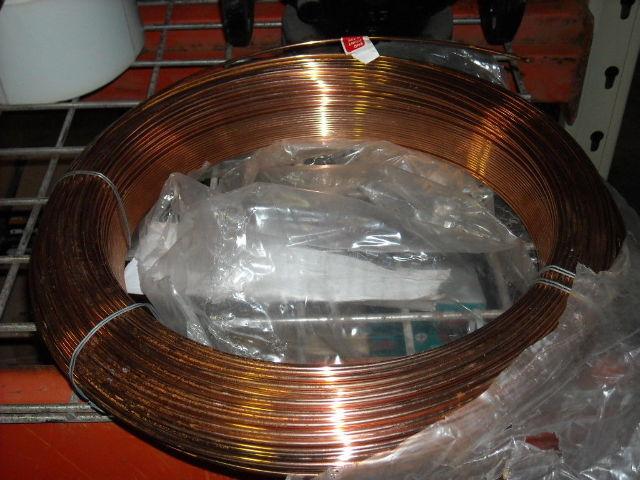 M-12K Welding Wire 3.2mm, 55lbs, JISZ3351, New Old Stock