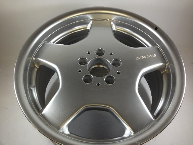 """AMG B66031038 Wheels Mercedes S-Class Rear Pair CL-Class 18x9.5"""" ET46"""