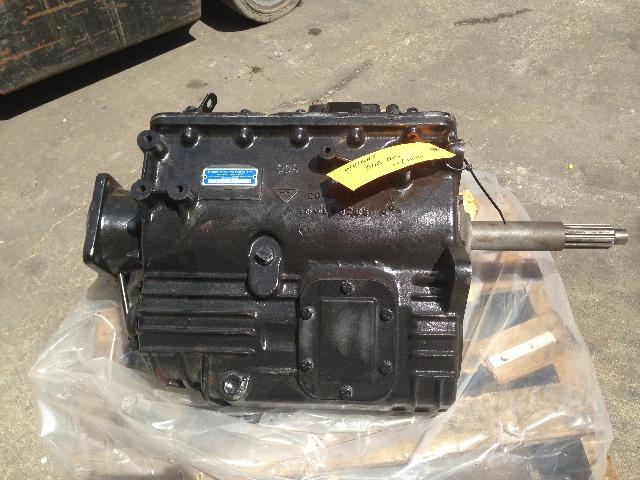 Eaton Fuller FS5406 Rebuilt 6 Speed Transmission