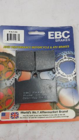 EBC FA145 Kevlar Brake Pads