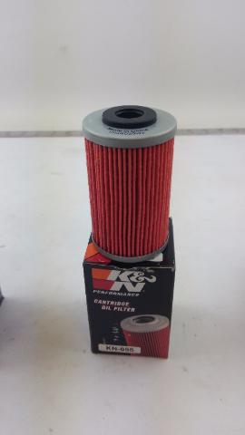 K&N KN-655 KTM/Husberg High Performance Oil Filter
