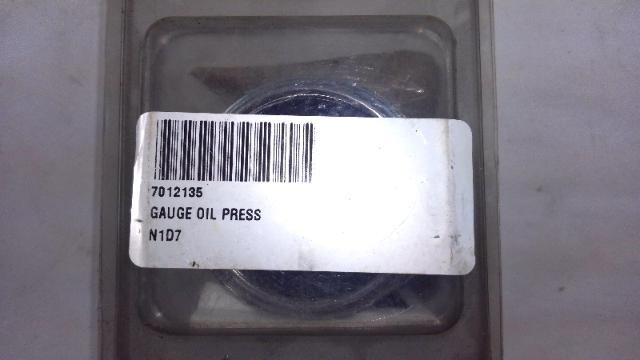 VDO 350 306D Oil Pressure Gauge