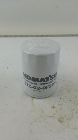KOMATSU OIL FILTER OEM 37Z-02-0F201L