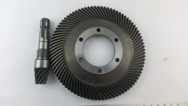 GENUINE AGCO GEAR-ROTATING CLOCK KIT FEL162652