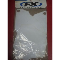 Factory Effex FX09-62342, CRF250 06 White