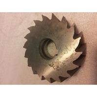 High Speed Plain Milling Cutter 4x1x1-1/4 - NEW! (S#33-2e)