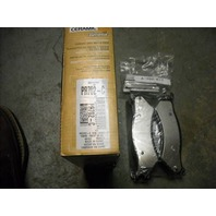 PR702-C PRO Ceramic Disc Brake Pads w/Gridlock Dod Ford