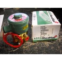 Asco Redhat EF8342C001, Fluid Valve, T 741805, MX181 (s#3-4a)