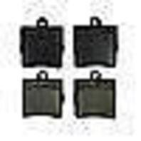 Wearever Silver Brake Pads - Rear MKD 779