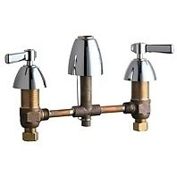Chicago Kitchen Sink Faucets  201-ALESSSPTCP (s#12-5)