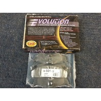 Evolution Ceramic Disc Brake Pads 16-591