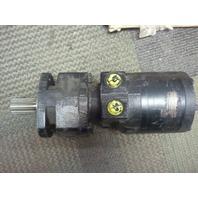 Parker TF0280GS050AAAA Hydraulic Motor Ross MB182405DDDA
