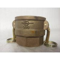 PT 30D Brass Coupler / 55-1720490 - MFG No. 12000430.0 - NEW!