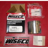 Wiseco Performance Pistons 608PS, for Kawasaki JS550 Pro-Lite Jet Ski, (s#0-0)