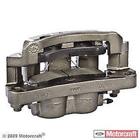 Motorcraft Loaded Caliper w/pads BRCL-6-RM/F7TZ-2V130-AARM (s#f-r)