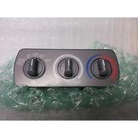 Delco 16195485 15 72091 Rear AC/Heater Contron Unit - NEW